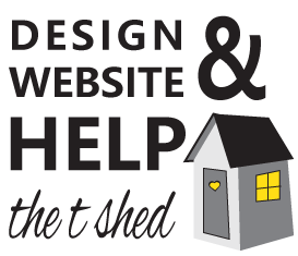 The T Shed Design & Website Help