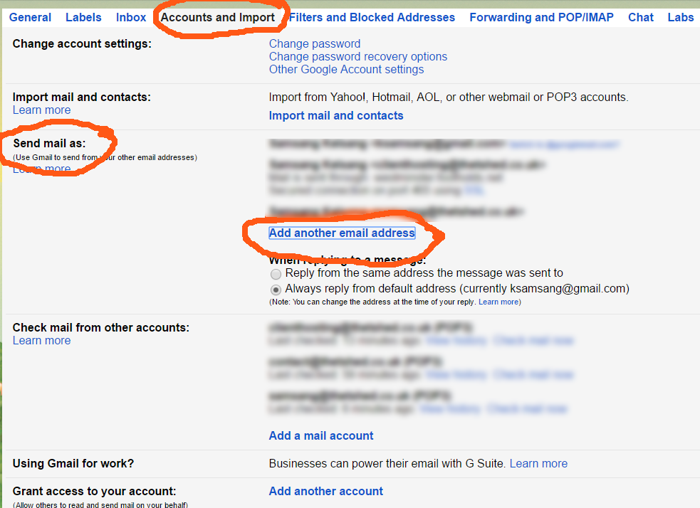 How to send from different email addresses in Gmail - Quick